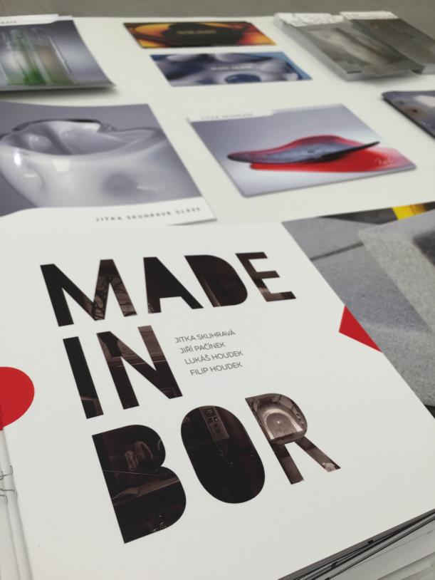 Designéři - MADE IN BOR – skleněná moderna i řemeslná tradice