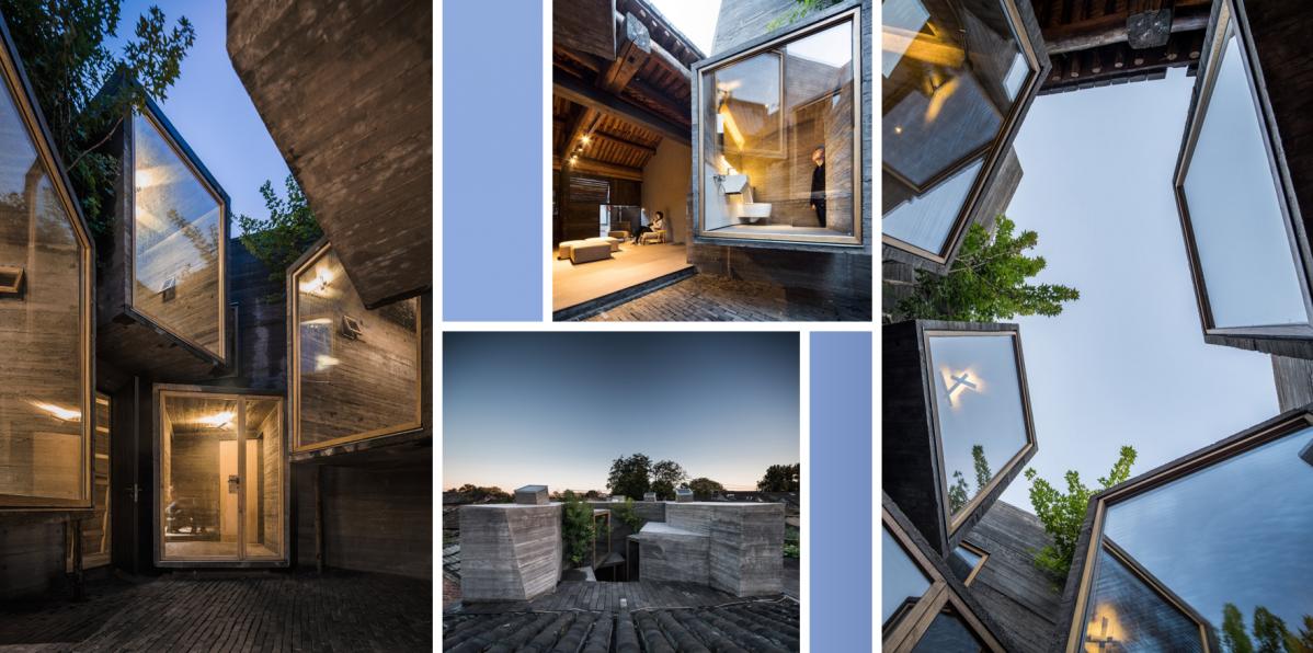 Hostel Micro: Oslava malého prostoru ve velkém stylu