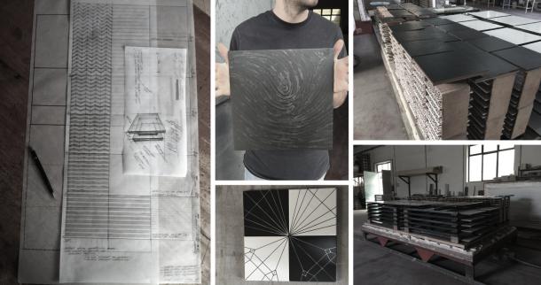 Produkty - Hra o kachličky aneb když designéři navrhují obklady