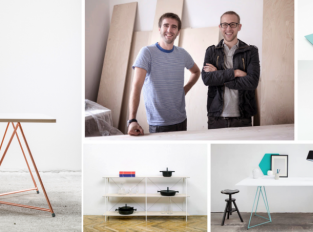 Master & Master: Svěží nábytek s jasným rukopisem a mezinárodním úspěchem