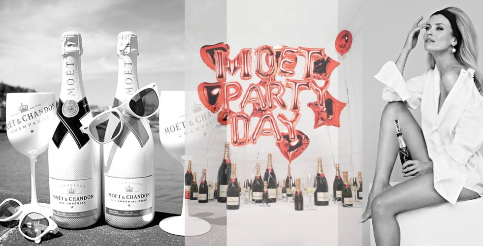 Moët & Chandon: Šampaňské britské královny
