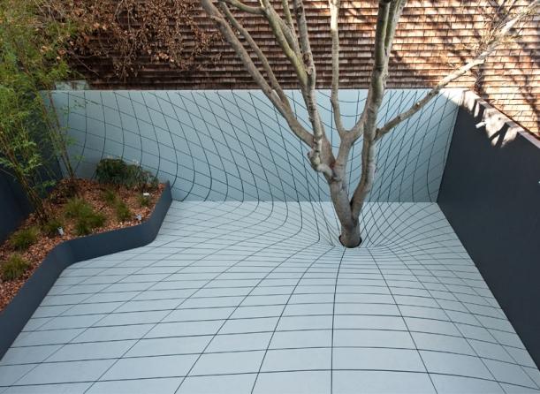 Venkovní prostor - Dát vale trávníku