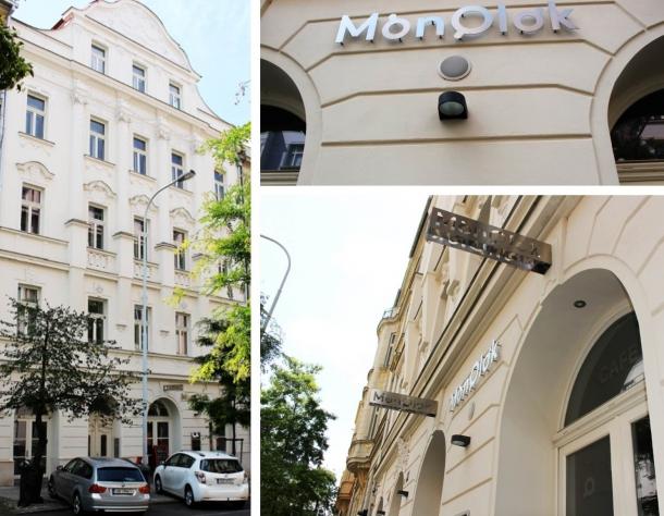 Bar / restaurace / café - Monolok: Tichá i živá kavárna