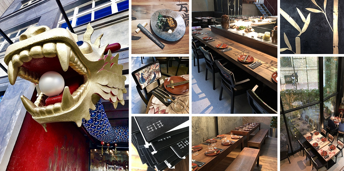 Restaurace SIA: Asie v centru Prahy