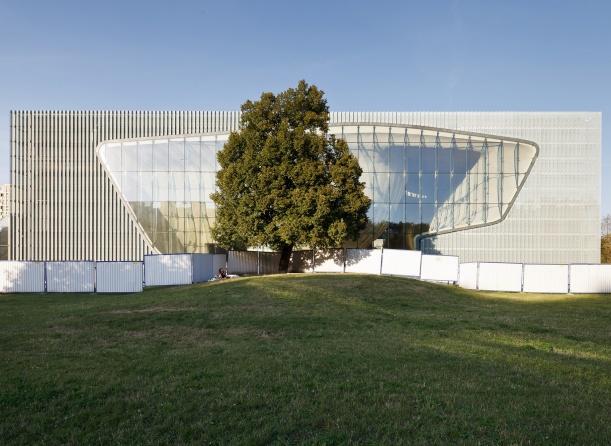Kancelář - Muzeum dějin polských Židů