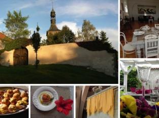 Bytová restaurace Na Faře: místo, kam se smíte pozvat na večeři