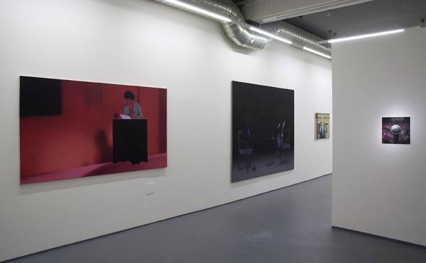 Události - Černý trh v Galerii Budoart: Lascivní i něžná výstava
