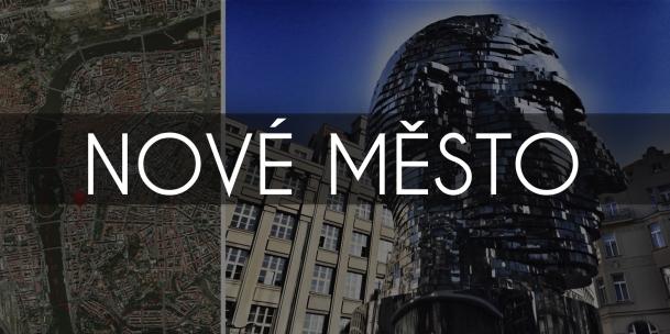 Design tour - Nové Město