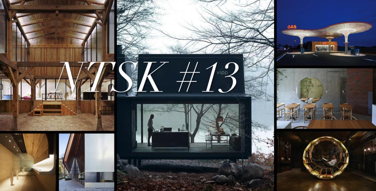NTSK #13: Umění, sauna a benzínové pumpy