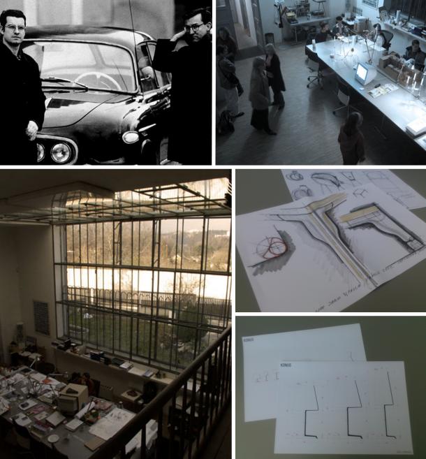 Designéři - Olgoj Chorchoj:  Naše práce je jako sezení na více židlích
