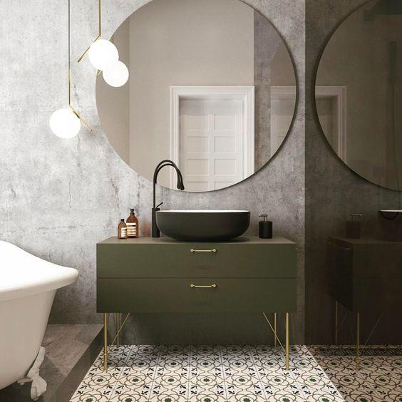 Zajímavé Koupelny Aneb 10 Inspirací Pro Každého Insidecor