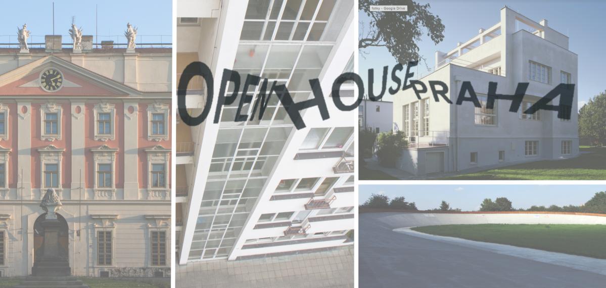Od Invalidovny po Dům módy. Festival Open House otevírá desítky budov