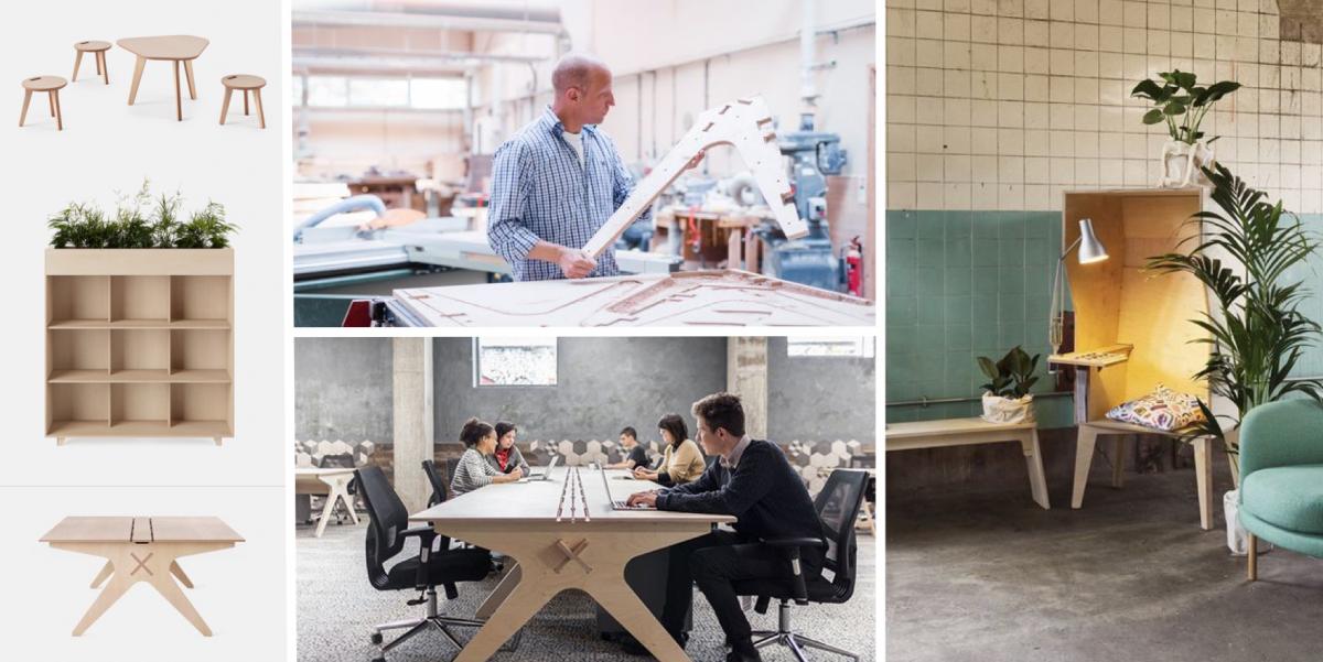 Opendesk: nábytek, který dává vale masové výrobě