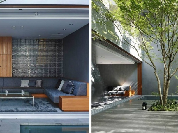 Nábytek - Optical Glass House