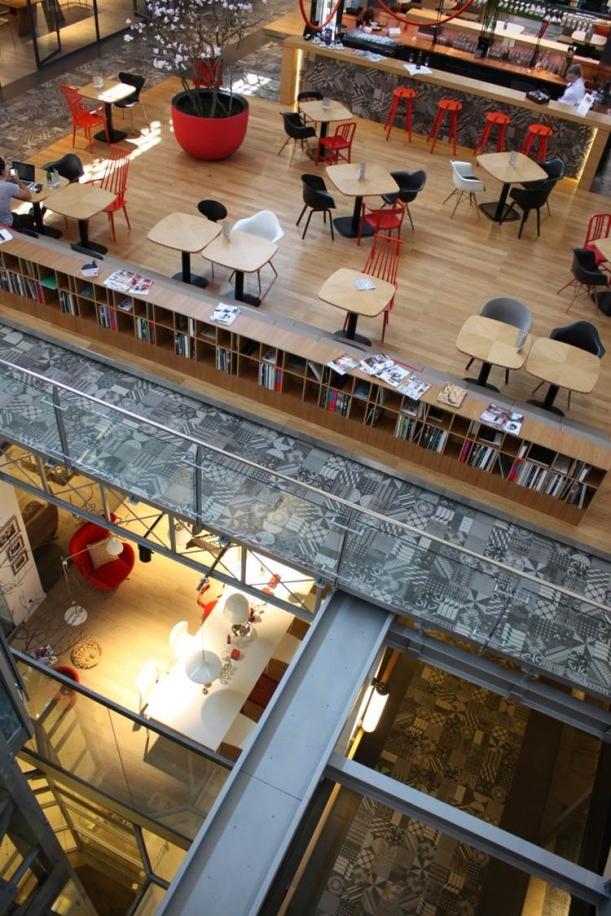Obchod - Vinohradský Pavilon žije designem