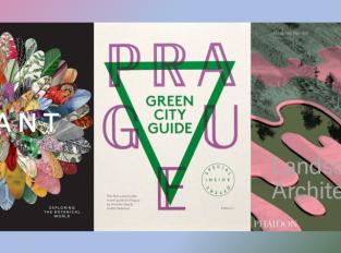4 knihy, ve kterých se to jen zelená