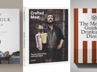 3 knihy, které vám řeknou všechno o stolování