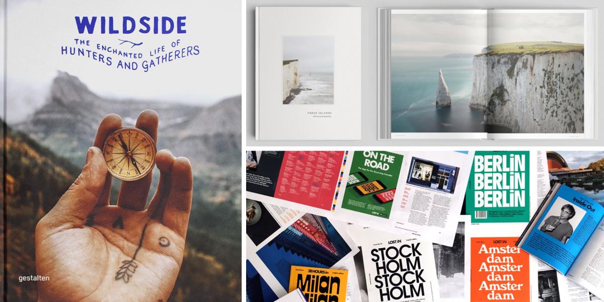 3 netradiční knížky o cestování, které ocení každý dobrodruh