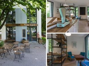 Park Café: Když elektřinu nahradí vůně kávy