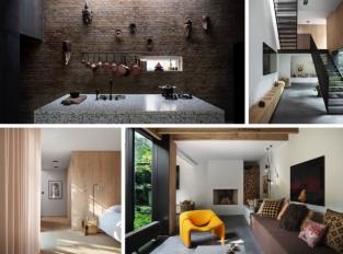 Peter's House: Dům plný chladné oceli i zeleně