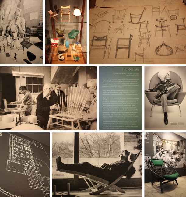 Události - Ikony dánského nábytku obsadily Pavilon