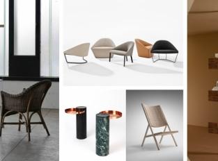 Nejlepší nábytek na Salone del Mobile podle Adama Štěcha