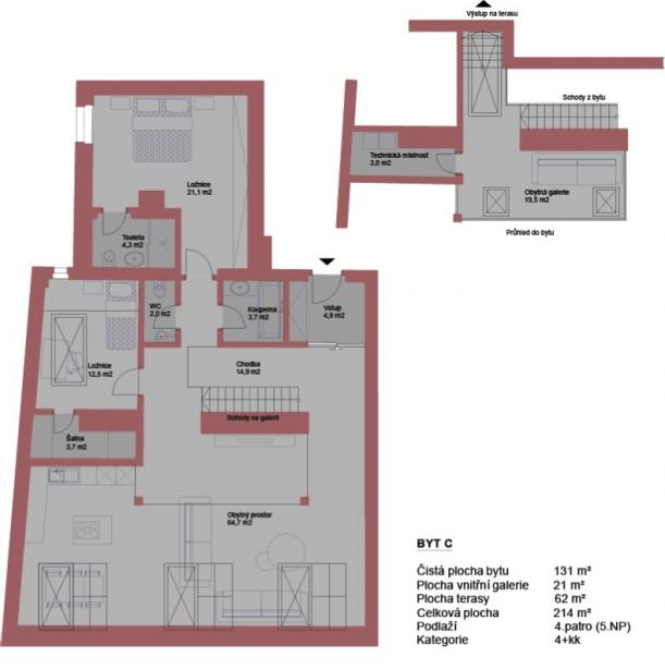 Rezidenční projekty - Přímo v ruchu velkoměsta, přesto obklopen zelení a klidem