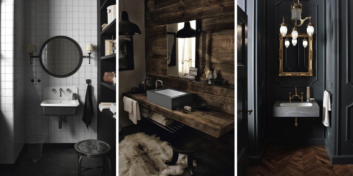 Koupelnový design osmkrát jinak