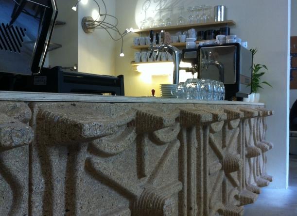 Bar / restaurace / café - Tak trochu jiná kancelář
