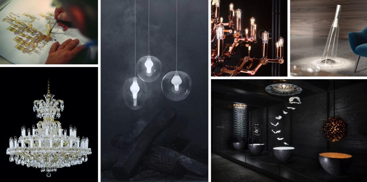 Preciosa Lighting: Půvaby českého křišťálu