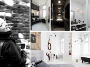 Koupelna podle architektky Radky Valové z ateliéru OOOOX