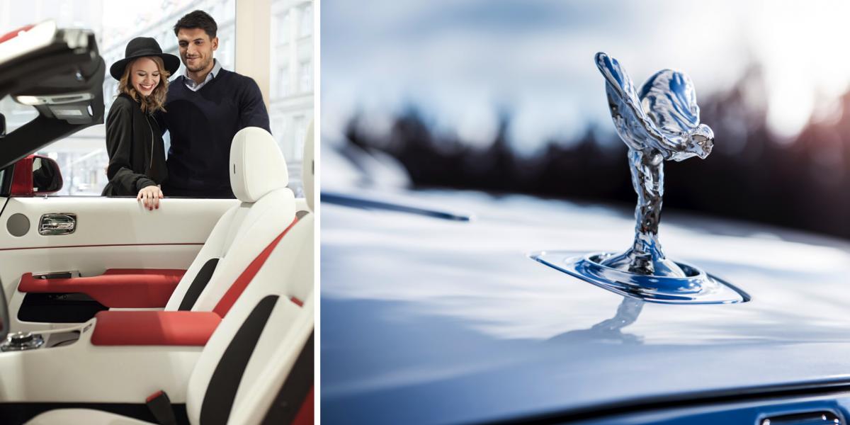 Rolls-Royce: Automobilový luxus z Anglie