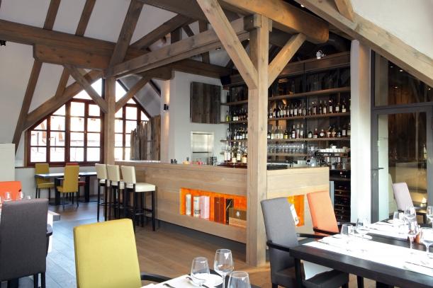 Bar / restaurace / café - Usedlost Salabka: Historie, duch místa a hodnota pro budoucí generace