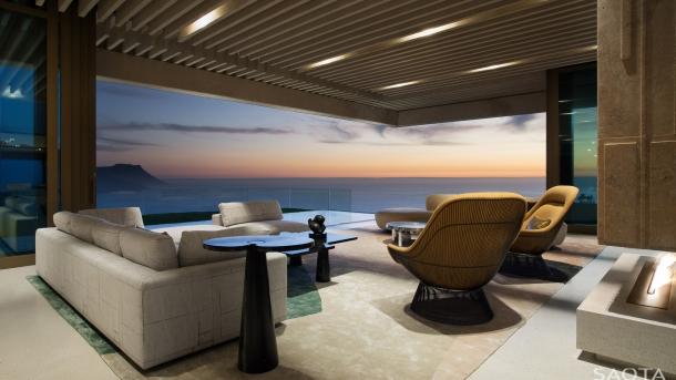 Exteriér - Když je dům uměleckým dílem: obytný ráj na březích Atlantiku