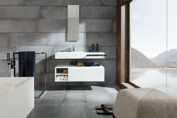 Koupelna - Koupelnové vybavení: zaměřeno na detail