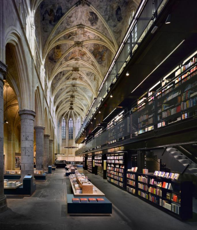 Knihkupectví Selexyz Dominicanen