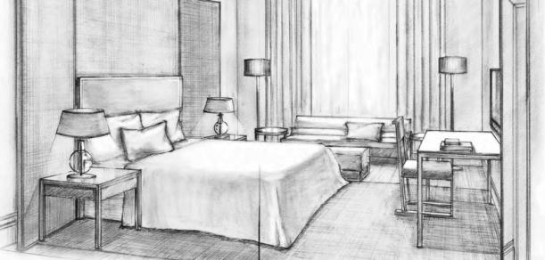 Hotel - Hotel Emblem: Ráj v centru Prahy políbený art decem