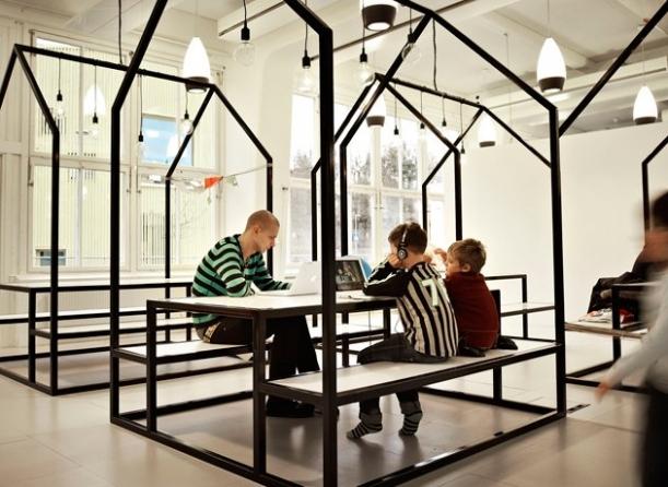 Další - Škola Vittra ve Stockholmu
