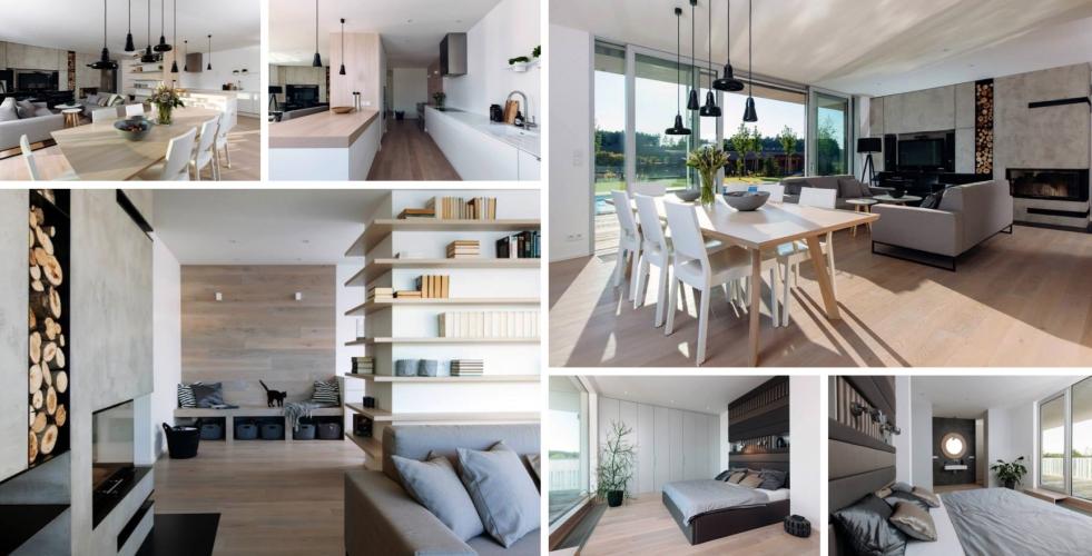 SMLXL - všechna měřítka interiéru