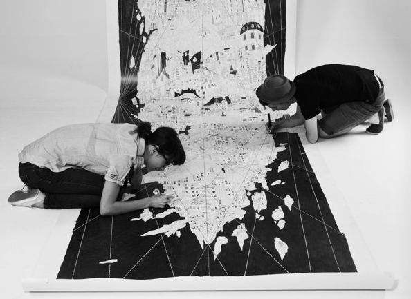Čáry máry rukama ilustrátorského studia Tomski & Polanski