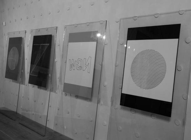Výstavy - Souřadnice Prokopa Bartoníčka