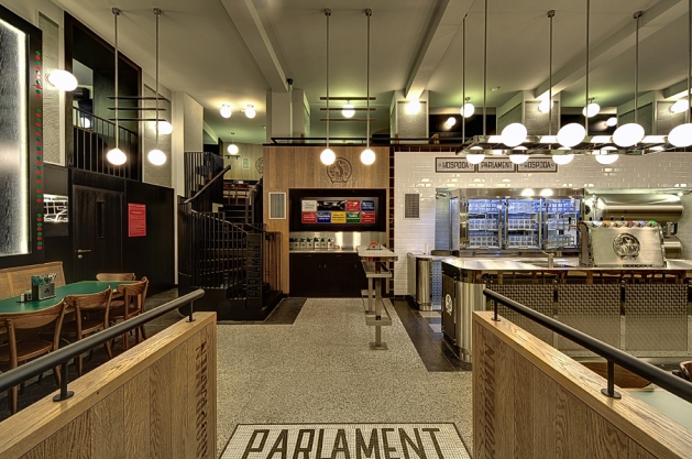 Volby ve Vinohradském parlamentu