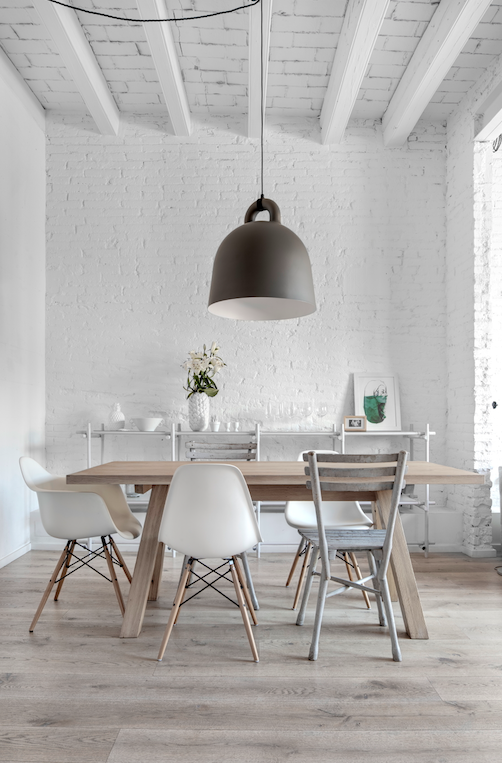 Interiér - 10 způsobů, jak zařídit jídelnu