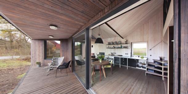 Rezidenční projekty - Dům Zilvar ateliéru ASGK Design: Experimentální objekt s tajemstvím
