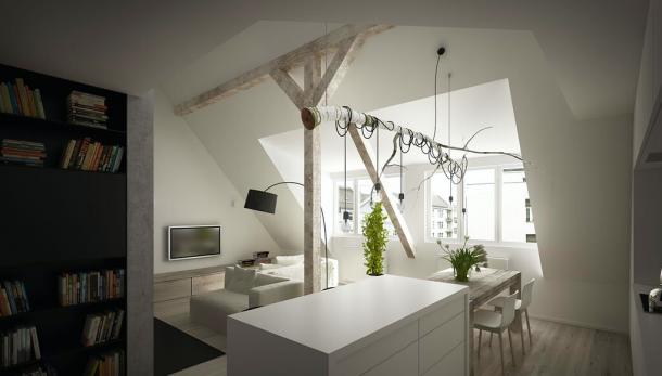 Architekt - Ateliér SMLXL: Práce na rekonstrukcích bývá zajímavější než na novostavbách
