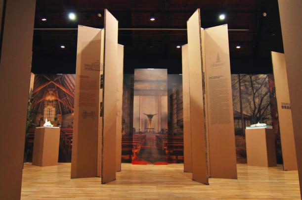 Výstavy - Když Čech staví ve světě aneb Antonín Raymond 7x jinak