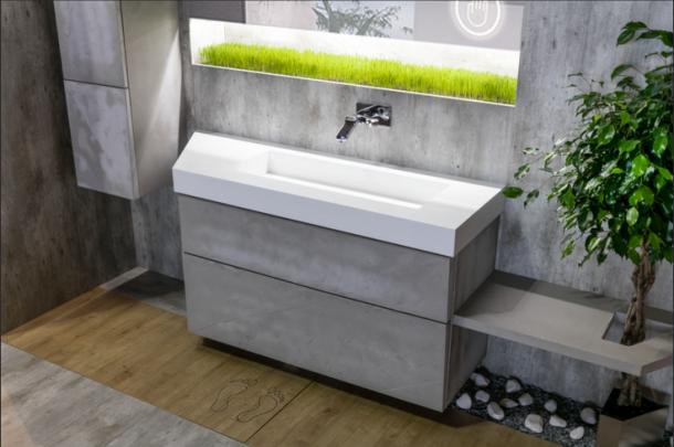 Koupelna - Dřevojas: Koupelnový nábytek z roku 1958 i 2025