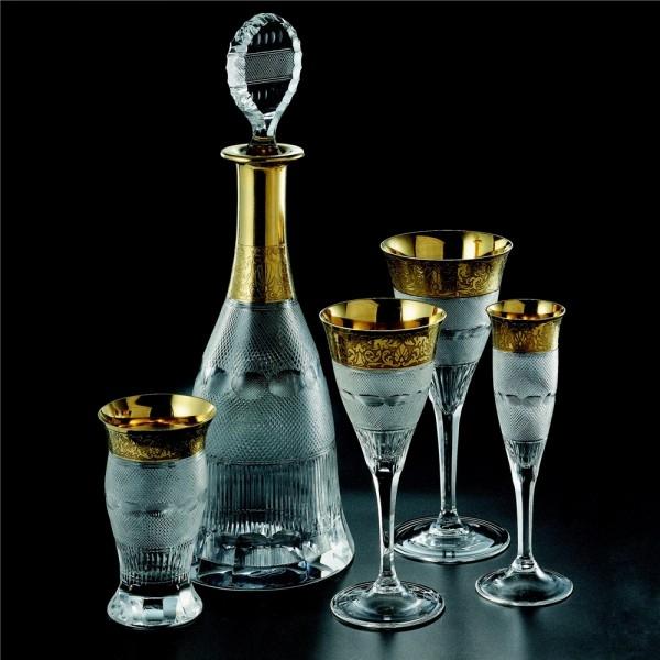 Obchod - Když šampaňské, tak jedině z křišťálu