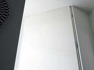 Dorsis: nápaditost skrytá ve dveřích