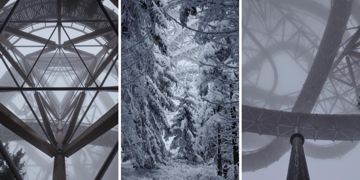 Stezka od Fránek Architects vás vezme do oblak